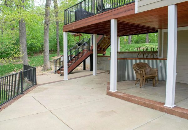 professional deck and fence builder edwardsville il