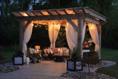 custom patio and shade structure edwardsville il