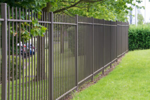 wrought iron fence contractor edwardsville il
